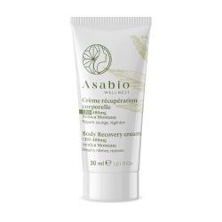 Crème Récupération Corporelle CBD - Asabio