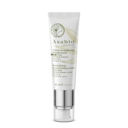Crème revitalisante et hydratante CBD - Asabio