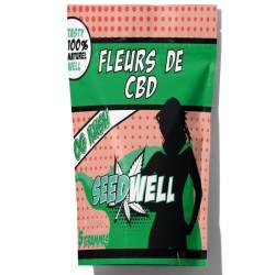 Fleurs de CBD OG Kush 5g - Seedwell
