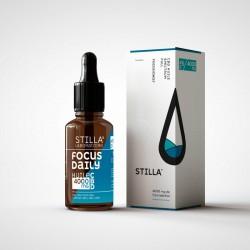 Huile MCT Focus/Daily CBD - Stilla