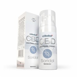 Crème Soridol (psoriasis) CBD - Cibdol