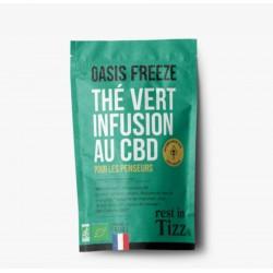 Infusion CBD / Oasis Freeze Bio - TIZZ