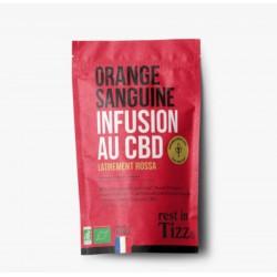 Infusion CBD / Orange Sanguine Bio - TIZZ