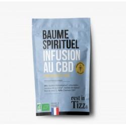 Infusion CBD / Baume Spirituel Bio - TIZZ