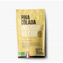 Infusion CBD / Pina Colada - TIZZ