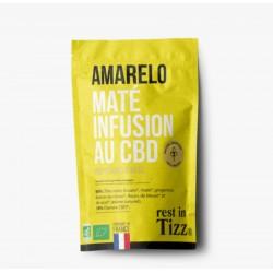 Infusion CBD / Maté Bio Amarelo - TIZZ