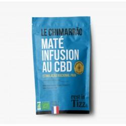 Infusion CBD / Maté Bio Le Chimarrao - TIZZ