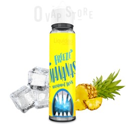 E-liquide Freeze Mananas 50ml - Liquideo