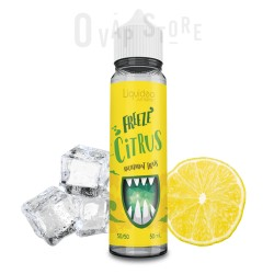 E-liquide Freeze Citrus 50ml - Liquideo