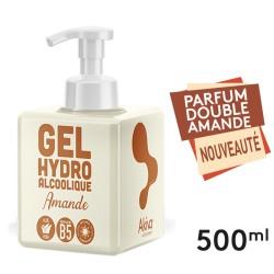 Push Cube Gel Hydroalcoolique Amande 500ml - Akiva
