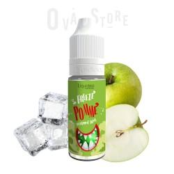 E-liquide Freeze Pomme 10ml - Liquideo