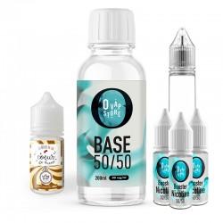 Pack DIY 230ml - Coeur de bueno / O Vap Store