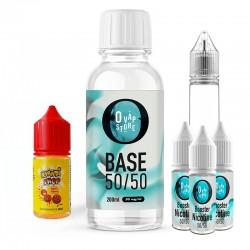 Pack DIY 230ml - Super Babar / O Vap Store
