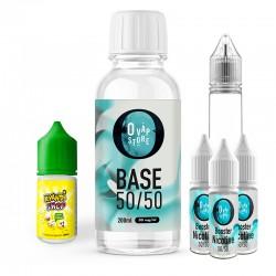 Pack DIY 230ml - Super Lemon / O Vap Store