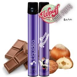 WPuff Choco Noisette - Liquideo