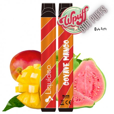 WPuff Goyave Mango - Liquideo
