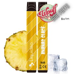 WPuff Ananas Glacé - Liquideo