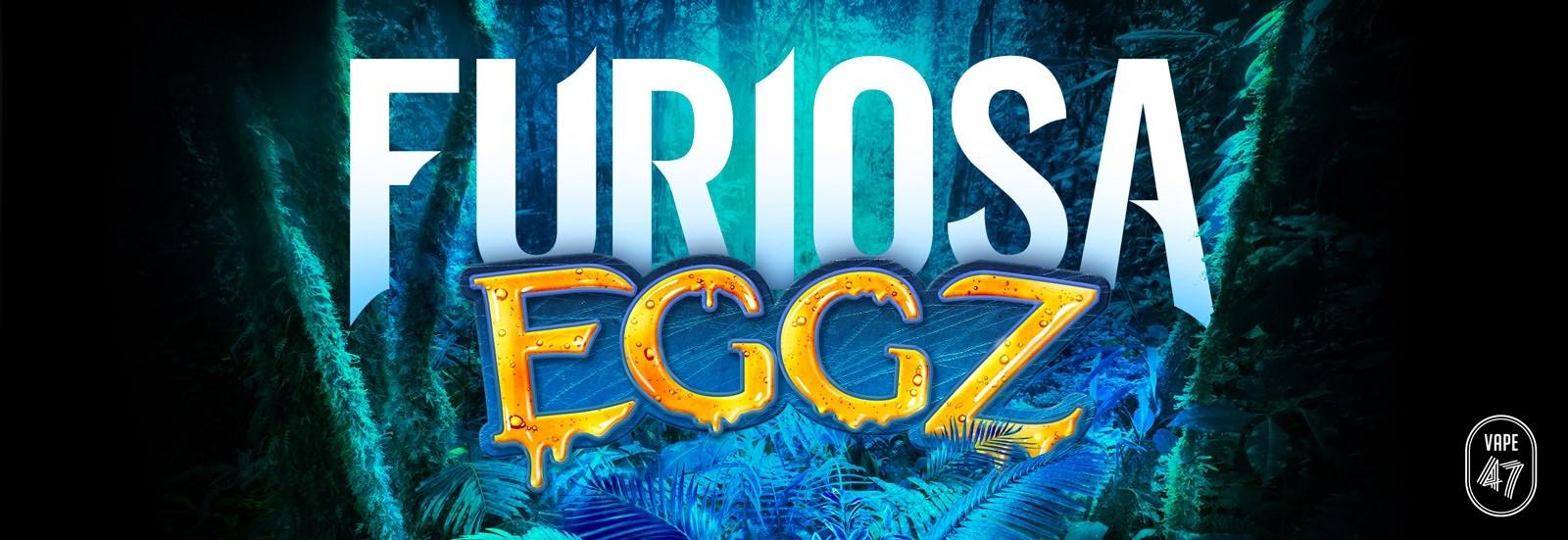 E-liquide Furisa Eggz 50ml